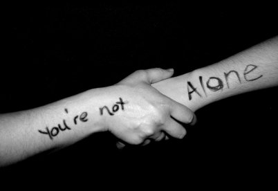 Youre-not-alone-again