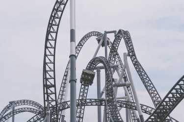 depression-rollercoaster
